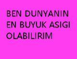 دانلود اهنگ ترکیه ای BEN DUNYANIN EN BUYUK ASIGI OLABILIRIM