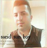 دانلود سه آهنگ جدید از سعید سانبوی