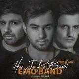 دانلود رمیکس آهنگ هرجا که باشی تو فکر توام emo band harja ke bashi